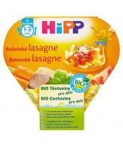 Příkrm zelenino-masový BIO Boloňské lasagne 250g Hipp