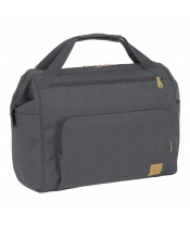 Lässig 4family Glam Goldie Twin Backpack anthracite