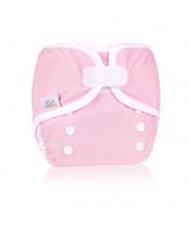 EH Newbie wrap pink - novorozenecké svrchní kalhotky