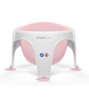 ANGELCARE Sedátko do vany Light Pink