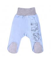 Kojenecké polodupačky New Baby Kamarádi modré