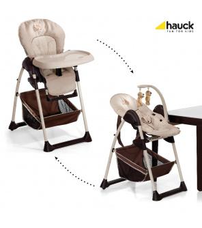 Hauck Sit´n Relax 2019 jídelní židlička 2v1