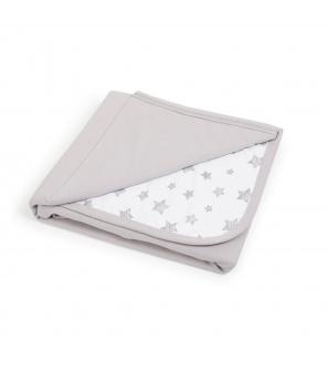 CEBA Deka dětská 90x100 Light grey + Grey Stars