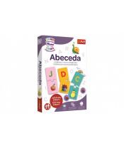 Malý objevitel Abeceda společenská naučná hra v krabici 19x29x4cm