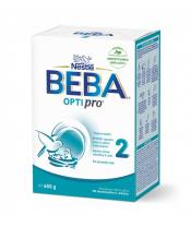 BEBA OPTIPRO 2, Mléko pokračovací 600 g