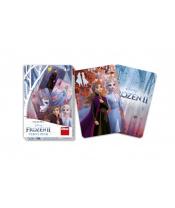 Černý Petr společenská hra Ledové království II/Frozen II v krabičce 6x9x1cm