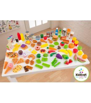 Kidkraft hrací set potraviny
