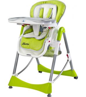 Židlička CARETERO Bistro green