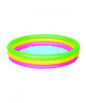 Dětský nafukovací bazén Bestway 3 barevný