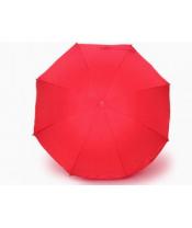 EISBÄRCHEN slunečník Premium červený 80 cm