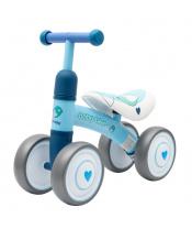 Dětské odrážedlo Baby Mix Baby Bike modrý