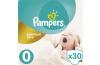 PAMPERS Premium Care 0 NEWBORN 30 ks (do 3 kg) - jednorázové pleny