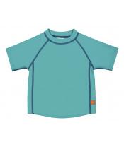Lässig SPLASH Rashguard Short Sleeve Boys 2019 lagoon mo.