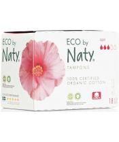 Tampony dámské Super 18ks Naty Nature