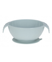 Lässig BABIES Bowl Silicone with suction pad