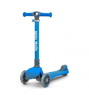 Dětská koloběžka Milly Mally Scooter Boogie modrá