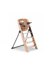 Židlička 4v1 Kitgrow Wood Natural Anthracite