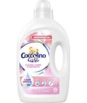 COCCOLINO Care Silk & Wool 2,4l (60 dávek) - prací gel