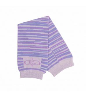 Babylegs Purple Stripes