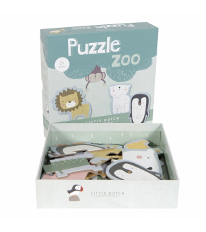 Tiamo Little Dutch puzzle ZOO