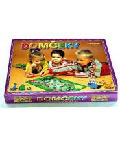 Domčeky verze SK 2 společenské hry v krabici 34x25x4cm