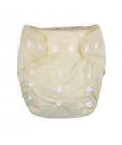 PETITE&MARS Kalhotky plenkové Diappy Creamy