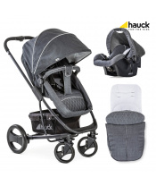 Hauck Pacific 4 Shop N Drive Set 2020 kočárek