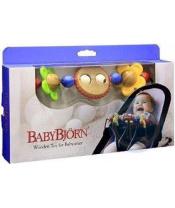 BABYBJÖRN Hračka na Baby Sitter Balance - dřevěná