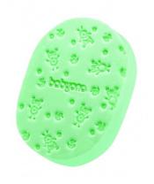 BABYONO Žínka na mytí zelená