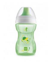 MAM Hrnček na učenie Fun to drink cup Deep sea 270 ml, 8+ m zelený
