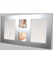 Happy Hands Large  frame Silver  DOPRODEJ
