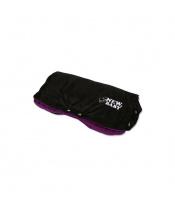 Rukávník na kočárek Classic Fleece black/violet