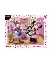 Puzzle deskové Minnie 37x29cm 40 dílků
