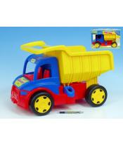 Auto Gigant Truck sklápěč  plast 55cm v krabici 12m+ Wader