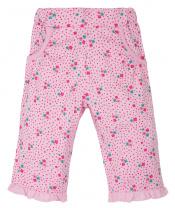KOČIČKA-kalhoty s kapsami bez ťapek F 092