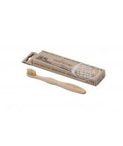 Kartáček na zuby soft mini - bambusový