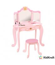 Kidkraft kosmetický stolek princezna