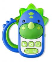 SKIP HOP Hračka hudební telefon Dinosaurus 6 m+