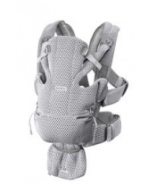BABYBJÖRN Ergonomické nosítko MOVE Grey 3D Mesh