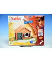 Stavebnice Teifoc Domek Daniel 110ks v krabici 35x29x4,5cm