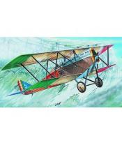 Model Ansaldo S.V.A.5 1:48 16,3x18,2cm v krabici 31x13,5x3,5cm