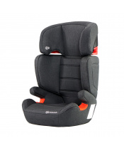 Autosedačka Junior Fix Isofix Black 15-36kg Kinderkraft 2019