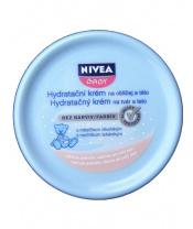 Hydratační krém Nivea Baby 200 ml