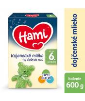 HAMI 6+ Na dobrou noc (600 g) - kojenecké mléko
