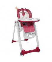 CHICCO Židlička jídelní Polly 2 Start - Lion