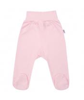 Kojenecké polodupačky New Baby růžové