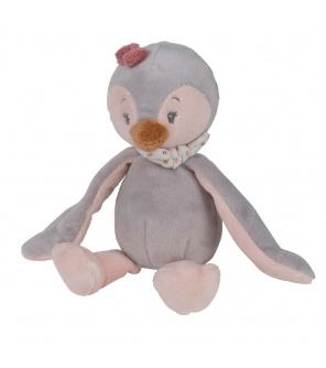 NATTOU Hračka plyšová hrkací tučňák Sasha PS 20 cm