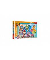 Puzzle Ptačí kadeti/Top Wing 41x21,5cm 100 dílků v krabici 29x19x4cm