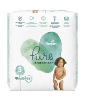 Pleny Pure Protection 5 JUNIOR 11-16kg 24ks Pampers