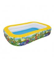 Dětský nafukovací bazén Bestway Mickey Mouse Roadster rodinný